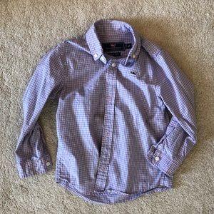 4T vineyard vines whale shirt